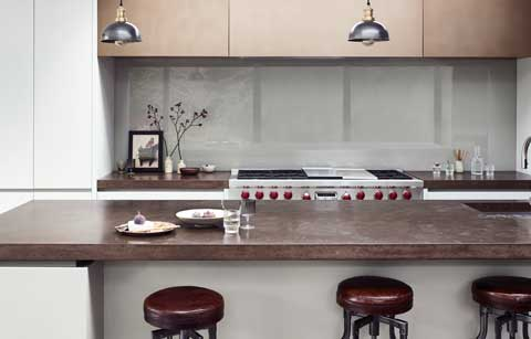 Roundhouse Design Client Kitchen